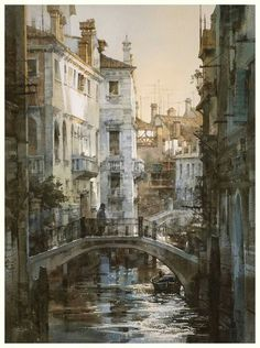 Venice symphony by Chung Wei Chie