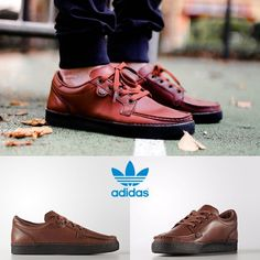 a13b3bcad Adidas Original Mccarten Spezial Sneakers Running Brown CG2921 Limited S 4- 11