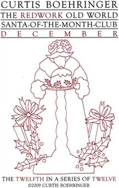 santa of the month  - december