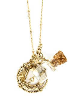So cool! Beachy Memory Pendant