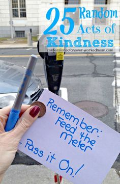 25 Random Acts of Kindness Ideas | Giving Back at Christmas #BlueSkiesBlue #MerryMarking  #ad There were years that we had practically nothing and relied on the generosity of strangers to help us. Now that we aren't in that situation any longer I try to include as many of these random acts of kindness ideas in my holiday routine. Preparing for Christmas can be really stressful and I always appreciate it when someone does something nice to make my day a little bit easier.