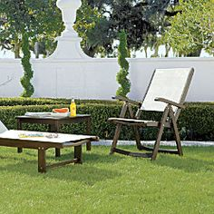 Eucalyptus Reclining Chair