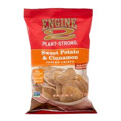 21 Seriously Delicious Whole Foods Snacks Under $5 #refinery29  http://www.refinery29.com/2016/04/107911/cheap-whole-foods-products#slide-3  Engine 2 Plant-Strong Sweet Potato & Cinnamon Popped Crisps, $2.99These sugary-sweet potato chips are popped instead of fried....