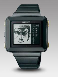 Seiko, Golgo 13 Limited Edition