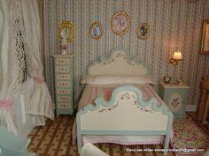 Dormitorio de Elisa