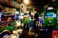 Preview: Pre-Wedding at Flower Market in Bangkok Thailand
