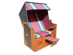 Beach cabana that would *also* be amazing in my yard.