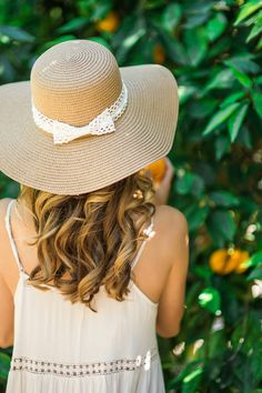 Floppy Hats for Women, Cute Spring Accessories