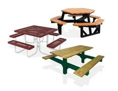 Build A Square Picnic Table tables settingPlans to Build A Square Picnic Table tables setting Ebern Designs Zaizi Plastic Picnic Table Color: Black Double Seat Bench With Table Plans Kids Wooden Picnic Table, Octagon Picnic Table Plans, Round Picnic Table, Plastic Picnic Tables, Build A Picnic Table, Outdoor Picnic Tables, Folding Picnic Table, Kids Outdoor Furniture, Wood Patio Furniture