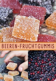 Whether mirabelle plums or blackberries – delicious berries can be made from many berries! recipe cooking # sweets Whether mirabelle plums or blackberries – delicious berries can be made from many berries! Dinners For Kids, Kids Meals, Cookies Roses, Nutella, Appetizer Recipes, Snack Recipes, Fruit Gums, Recipe Sheets, Cupcakes