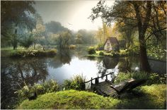 Wish You Were Here by Gabor Dvornik