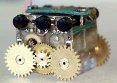 Smoovy the 1cc Micro Robot