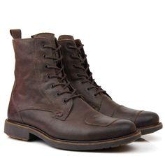 Black Boots - Bota Black Boots Cycle 9076 Café - BlackBoots