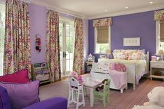 The Color and Theme of Toddler Room Decorating Ideas for Girls: Colorful Toddler Room Decorating Ideas For Girls ~  Bedroom Inspiration