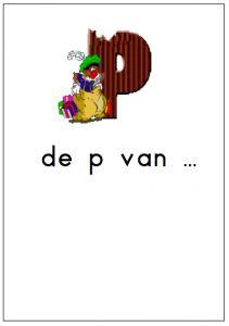 De p van...