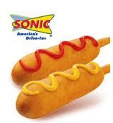 Sonic Corn Dogs for Only $.50 ~ August 27 Only | FreeCoupons.com Restaurant Deals, Restaurant Coupons, Sonic Drive In, Corn Dogs, August 27, Free Samples, Day