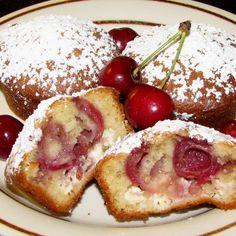 Kirsch-Quark-Muffins