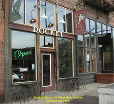 Rocket Bakery - Several locations through out Spokane