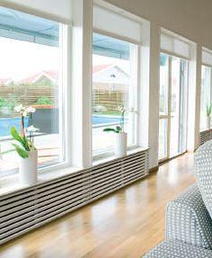 radiator covers - nice lines