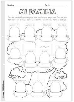 JUEGOS EDUCATIVOS PIPO: DÍA DE LA FAMILIA