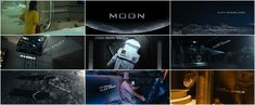 Moon (2009) - Duncan Jones's first film. Love the minimalism and story development. It was also a low budget for Hollywood standards, but the visuals on the film are quite remarkable.