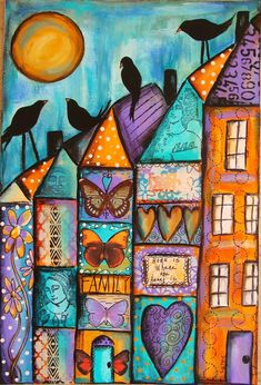 Diane Salter Art Journal