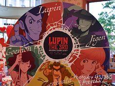 ユニバーサル・スタジオ・ジャパン(USJ)では、2019年1月18日(金)より『ユニバーサル・クールジャパン 2019』が開催中!スプリング・タームでは世界中で人気の『ルパン三世』&『名探偵コナン』の世界が展開されます☆この記事では、1月1 Lupin The Third, Universal Studios, 3 Things, Samurai, Character Art, Fandoms, Funny, Profile, Art