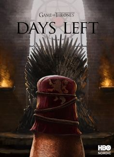 Adeevee - HBO Nordic Game of Thrones: The Countdown Game Of Thrones 1, Game Of Thrones Poster, Khal Drogo, Winter Is Here, Winter Is Coming, Game Of Thrones Countdown, Jon Snow, Nordic Games, Faceless Men