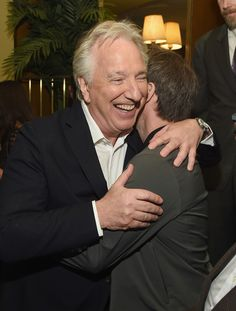 Alan Rickman Photos - Celebrities Attend 'A Little Chaos' New York Premiere Afterparty - Zimbio