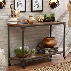 Found it at Joss & Main - Anita Console Table