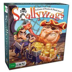 GeekDad reviews Scallywags