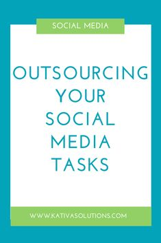 Everything you need to know about outsourcing your social media management.