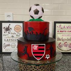 Bolo Real Madrid, Azul Tiffany, Planter Pots, Party, Desserts, Food, Emerson, Gabriel, Cupcake
