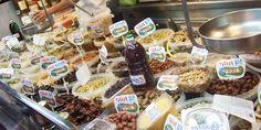 Mercado de Atarazanas, Málaga's daily market. http://spainatm.com/mercado-de-atarazanas-malagas-ecological-market/