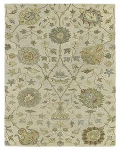 Kaleen Rugs - Helena Collection - Ivory Aphrodite - 02