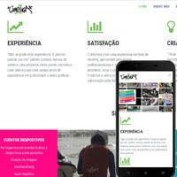 Novo site: Graftuga Publicidade e Artes Gráficas