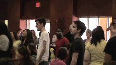 Seasons of Love FLASHMOB.  The young people in this video absolutely rock!