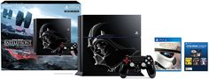 PlayStation 4 500GB Console - Star Wars Battlefront Limited Edition
