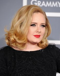Adele Haircut