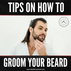 Because of the pandemic, you might have decided to grow out your beard so to help you groom your beard yourself, we've rounded up the top grooming rules to live by for men with facial hair. To learn about these rules and tips, you may check our article.  #nakedarmor #wetshaving #wetshave #shaving #shave #straightrazor #straightrazorshave #straightrazorshaving #razor #mensgrooming #malegrooming #beardgrooming #barberlife #barber #barbershop #beards #beard #shavelikeyourgrandpa…