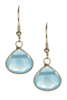 Cam & Zooey Natural Calcite Earrings.  More dangly earrings.