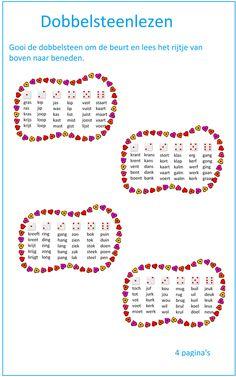 Lijn 3, thema 6 leuk om dobbelsteenlezen in te zetten in de klas