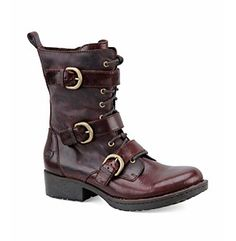 "Børn ""Marxia"" Buckled Boot"