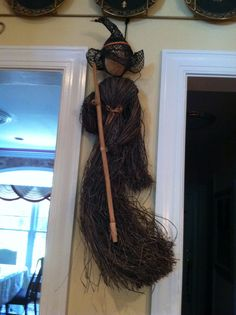 Kitchen witch-love this, but would prefer it a bit smaller for my kitchen