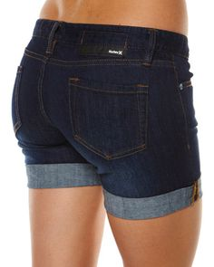 SURFSTITCH - WOMENS - JEANS - SHORTS - RIP CURL OMBRE MINI SHORT ...