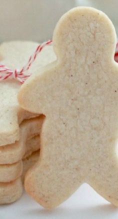 Snickerdoodle Cut-Out Cookie