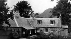photograph of the Flora MacDonald cottage at Flodigarry, Isle Of Skye ...