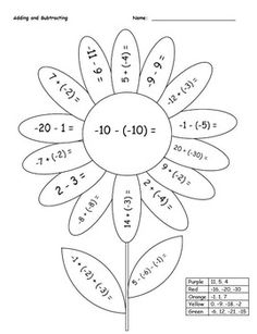 math coloring pages 7th grade 06