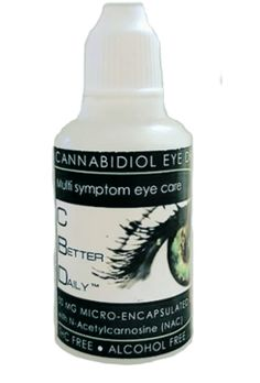 C Better Daily Eye Drops ( CBD Eye Drops ) 1st of its kind cbd infused eye drops SHOP NOW AT LINK NATIONWIDE SHIPPING