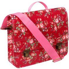 Cath Kidston - Chelsea Roses Kids School Satchel, $34